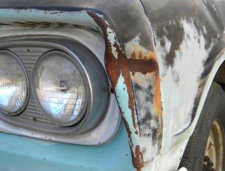 1967 Toyota Stout patina