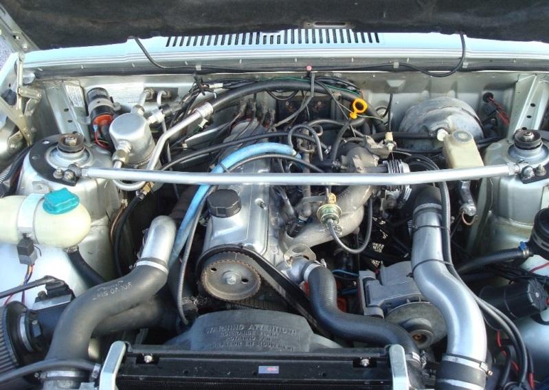 Euro Box  U2013 1985 Volvo 740 Turbo