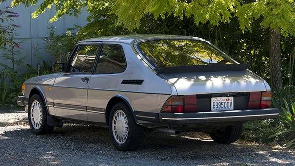 One More Time 1986 Saab Turbo Rusty But Trusty