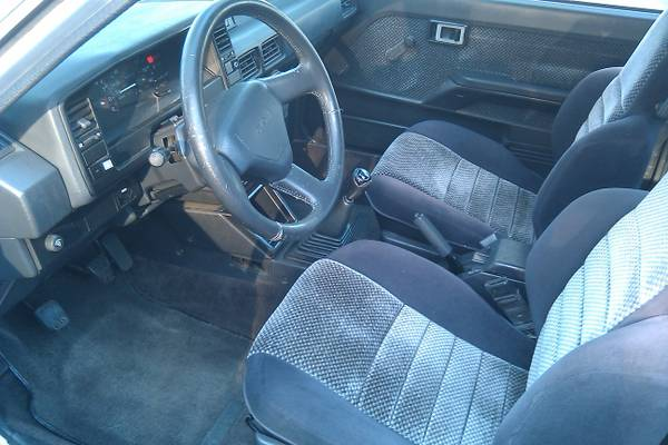 The Only Corolla Here – Pair of 1987 Toyota Corolla FX16 ...