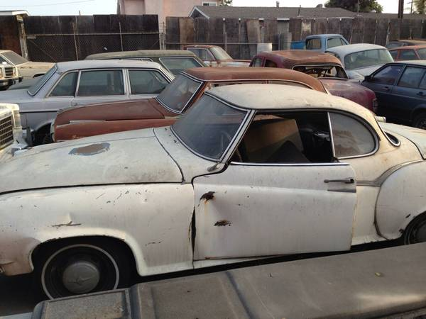 Sightseeing Borgward Isabella Coupe And Ts Sedan Rusty But Trusty