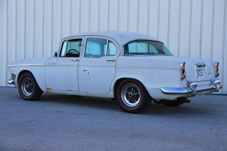 1961 Humber Super Snipe for sale left rear