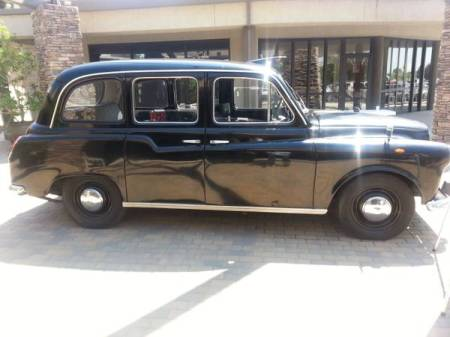 1966 Austin FX4D taxi for sale right