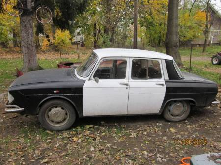 1969 Renault 10 for sale left side