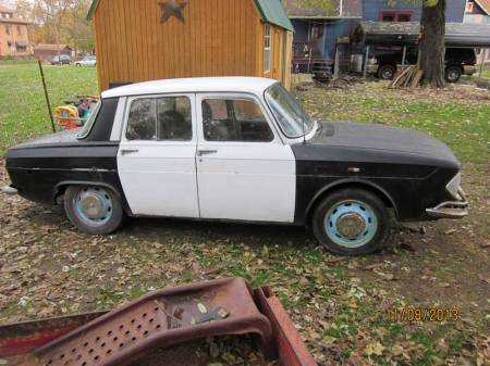 1969 Renault 10 for sale right side