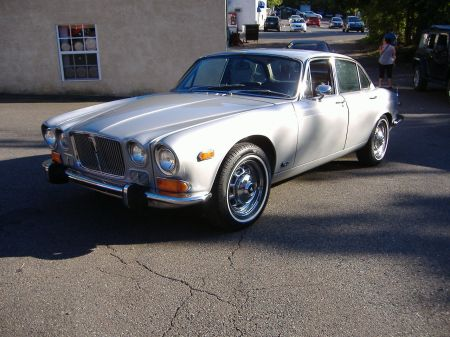 1973 Jaguar XJ12 for sale left front
