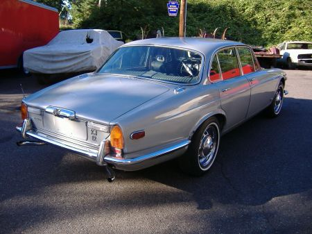 1973 Jaguar XJ12 for sale  right rear