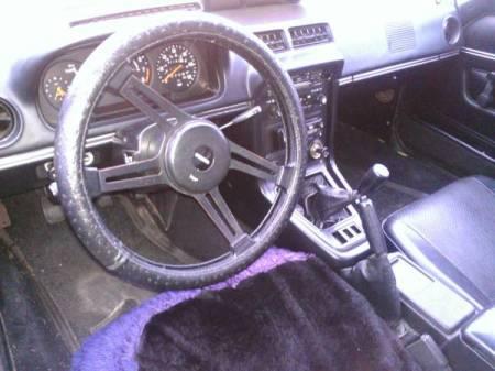 1979 Mazda RX7 for sale interior