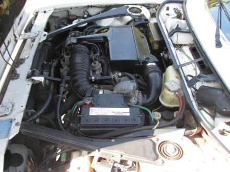 1981 Lancia Beta Coupe engine for sale