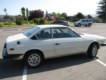1981 Lancia Beta Coupe right rear for sale