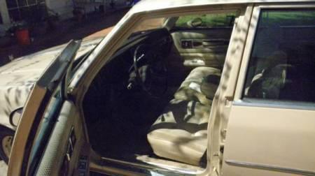 1981 Oldsmobile Cutlass Classic Diesel interior