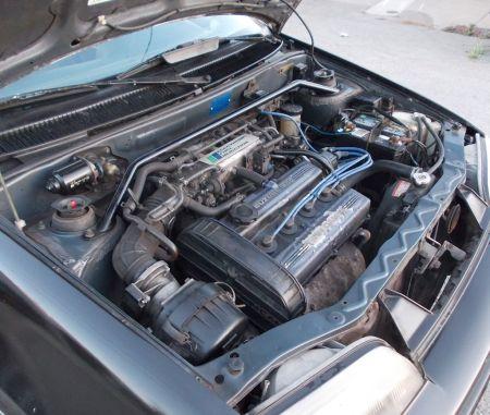 1991 Suzuki Swift GTi for sale engine