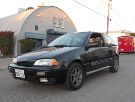 1991 Suzuki Swift GTi for sale left front