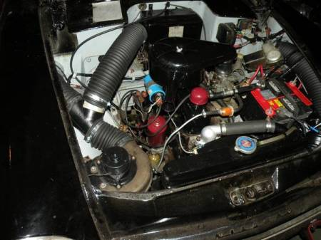 1959 Hillman Husky for sale engine
