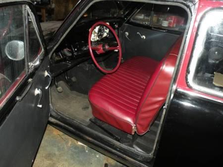 1959 Hillman Husky for sale interior