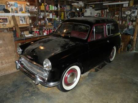 1959 Hillman Husky for sale left front