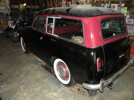 1959 Hillman Husky for sale left rear