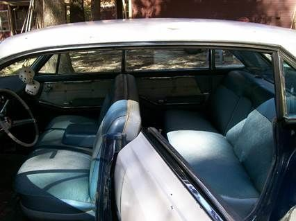 1963 Cadillac Sedan DeVille for sale interior