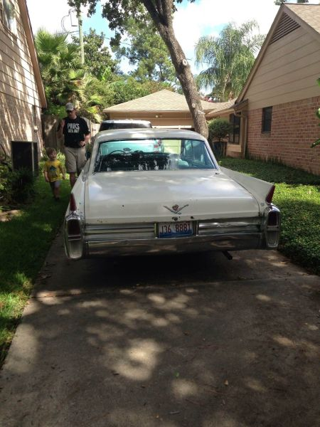 1963 Cadillac Sedan DeVille for sale rear