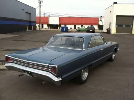 1965 Dodge Monaco for sale right rear