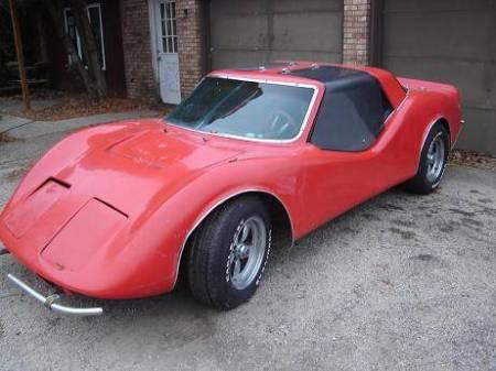 1972 Bradley GT left front