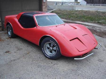1972 Bradley GT right front