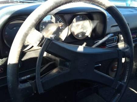 1972 Porsche 914 for sale interior