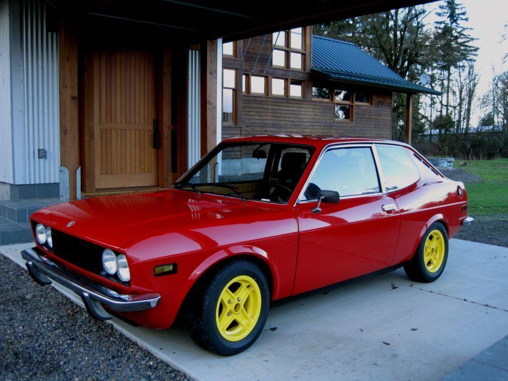 Future Brothers 1973 Fiat 128 Sport L Rusty But Trusty