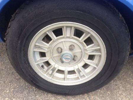 1976 Alfa Romeo Alfetta GT wheel