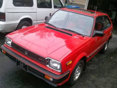 1983 Honda Civic S for sale left front