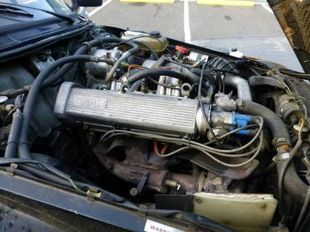 1983 Saab 900 turbo for sale engine