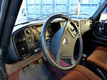 1983 Saab 900 for sale turbo interior