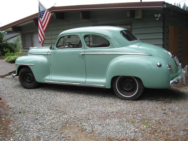 Engineering Magic – 1949 Plymouth Special Deluxe Club ...