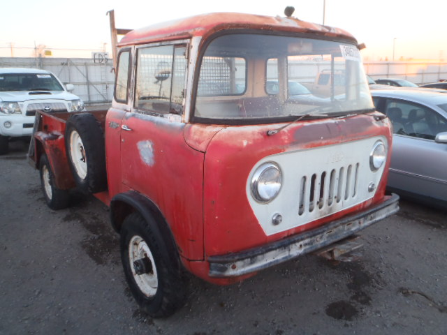 Jeep Fc For Sale >> Rare Truck 1959 Jeep Fc 170 Rusty But Trusty