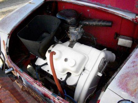 1959 NSU Prinz for sale engine