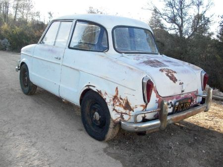 1959 NSU Prinz for sale left rear