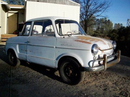 1959 NSU Prinz for sale right front