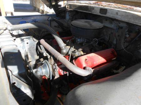 1964 Ford F250 4x4 engine