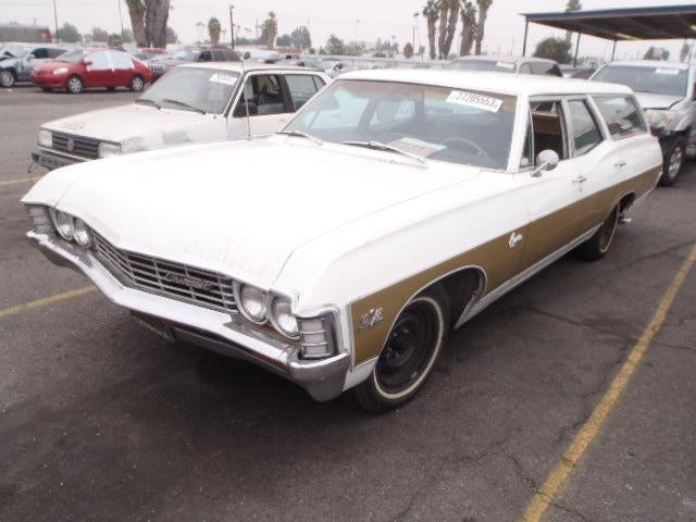 Wagon Friday – 1967 Chevrolet Caprice Wagon | Rusty But Trusty