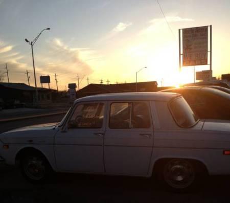 1970 Renault 10 left side