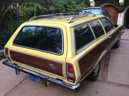 1973 Ford Pinto wagon right rear