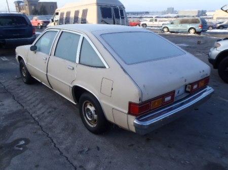 1981 Chevrolet Citation for sale