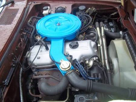 1982 Mazda 626 for sale engine