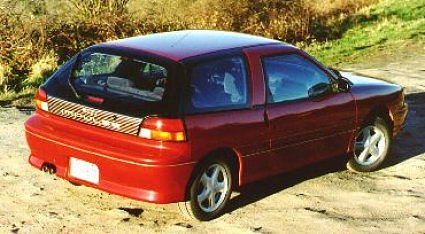 1991 Isuzu Impulse Wagon