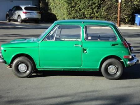 1970 Honda N600 left side