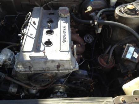 1974 Toyota Celica engine