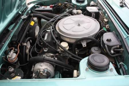 1981 Honda Accord engine