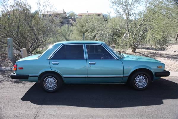 Honda Accord For Sale >> The Beginning – 1981 Honda Accord | Rusty But Trusty