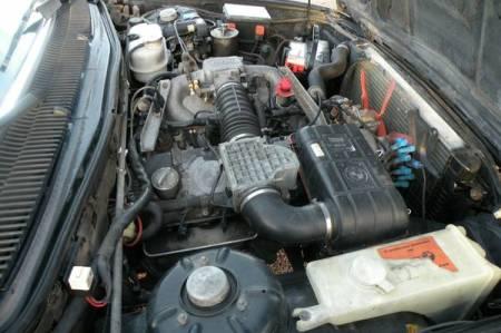 1983 BMW 733i 5 speed engine