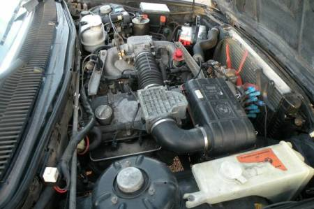 1983 BMW 733i 5 speed engine